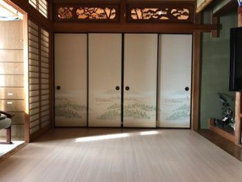 豊橋市 S様邸 和室改修施工事例