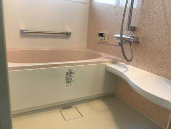 豊橋市 O.K様 浴室リフォーム工事事例