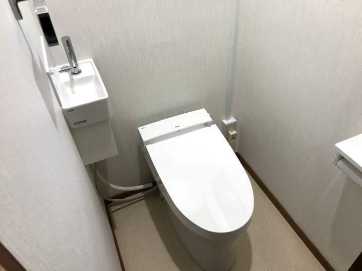 豊橋市 A・Y様邸 トイレリフォーム工事事例
