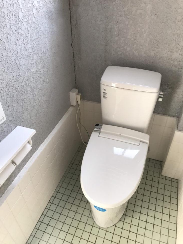 豊橋市 S様トイレリフォーム工事事例