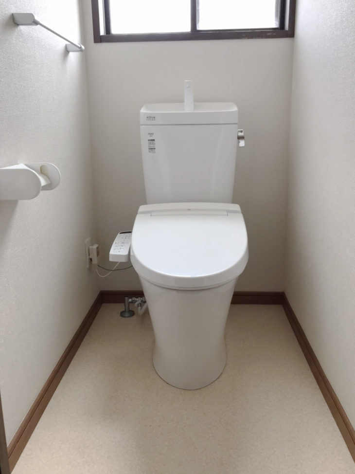豊橋市 トイレ改修工事